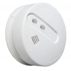 Detector de Humo/Incendio Inalambrico Autonomo Alarma Zudsec