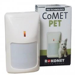 Detector Sensor movimiento PIR Comet Antimascotas 20kg Risco