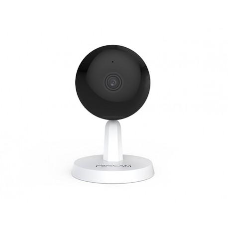 Cámara IP 2Mpx WIFI SD Audio Foscam Deteccion Humana Alexa