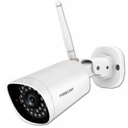 Camara IP WIFI Exterior 1080p Full HD Foscam Det. humana
