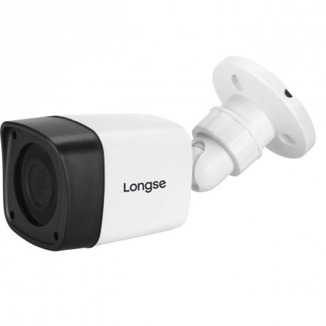 Camara Exterior Infrarroja 2mpx 1080P 2.8mm IR 20m Longse