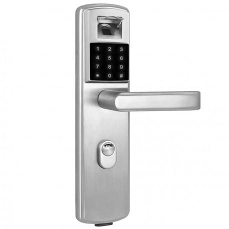 Cerradura Biometrica Huella Teclado Oficina Hogar a pilas