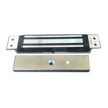 Cerradura Electromagnetica 180kg Exterior intemperie reten