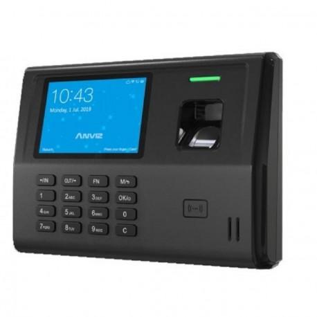 Control Asistencia Horario Biometria Anviz EP300 Pro huella