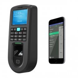 Control de Acceso Biometrico Huella Tarjeta Anviz POE Cloud
