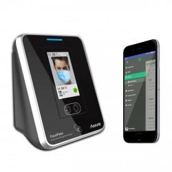 Control Acceso Presentismo Biometrico facial Anviz FacePass