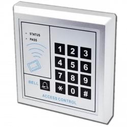 Control Acceso Autonomo Abrepuerta Puerta lector tarjetas