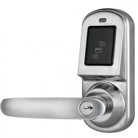 Cerradura Autonoma RFID tarjeta tag pilas oficina Hogar Izqu